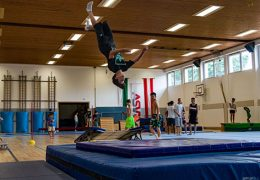 Parkour/Freerunning/Tricking im VGT