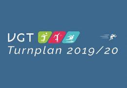 Neuer Turnplan 2019/20