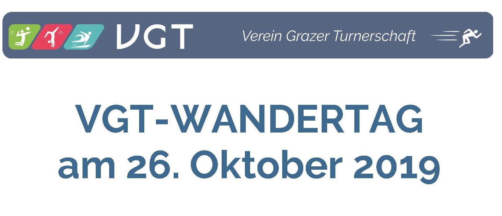 VGT-WANDERTAG am 26. Oktober 2019