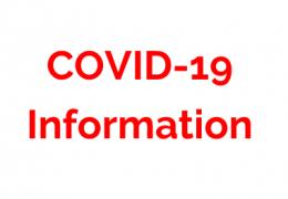 Covid-19 – Regeln zur Nutzung der Sportstätte