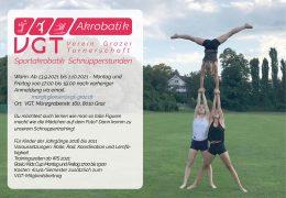 Sportakrobatik Probetraining